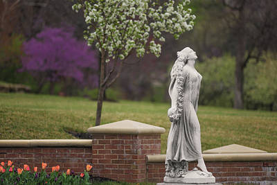 Photograph - Goddess Of Spring by Don Spenner