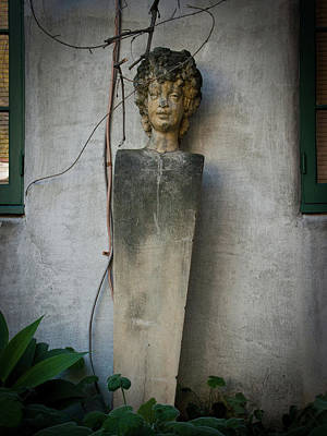 Photograph - Goddess Of The Garden by Roger Mullenhour