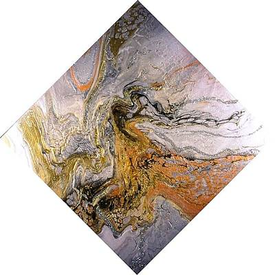 Painting - Goddess by Patrick Mock