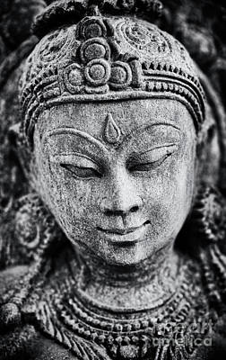 Hindu Goddess Photograph - Goddess by Tim Gainey