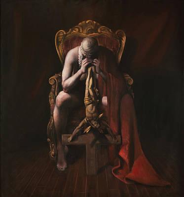 Godless Original by Gunnar Haslund