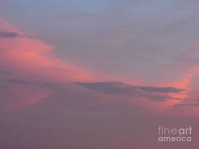 Photograph - God's Beauty In The Sky by D Hackett