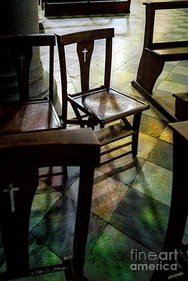 Photograph - God's Chair by Craig J Satterlee