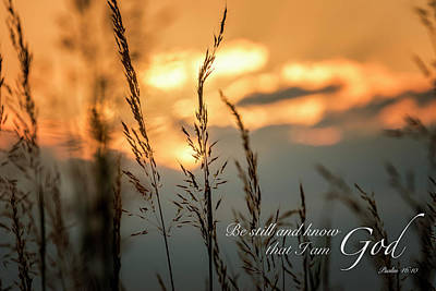 Photograph - God's Grace by Ryan Wyckoff