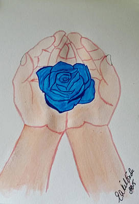 God's Hands With Leo Rose Original