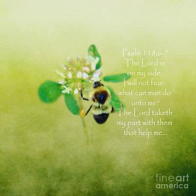Soil Digital Art - God's Love Endures by Anita Faye