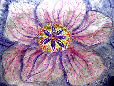Painting - God's Mercy In Each Flower by Sarah Hornsby