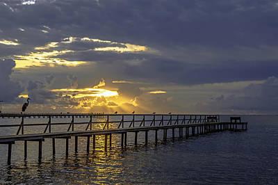 Photograph - God's Morning Glory by Leticia Latocki