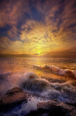 Photograph - Gods Natural Cure by Phil Koch
