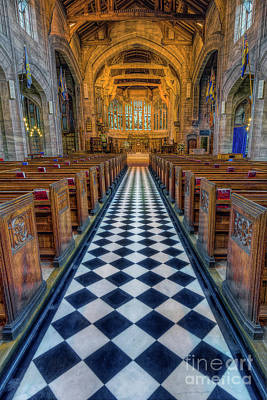 Photograph - Gods Path by Ian Mitchell