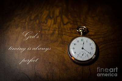 Photograph - God's Timing by Dale Powell
