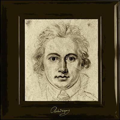 Goethe Art Print