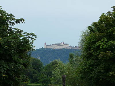 Photograph - Goettweig Abbey by Valerie Ornstein