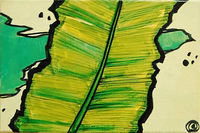 Goin' Bananaz Art Print by Bedda Narrett