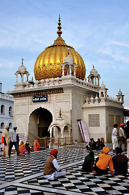 Photograph - Goindwal Sahib by Manjot Singh Sachdeva