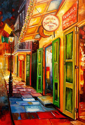 Going Back To New Orleans Original by Diane Millsap
