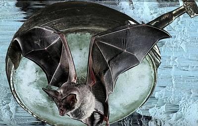 Going Batty Art Print