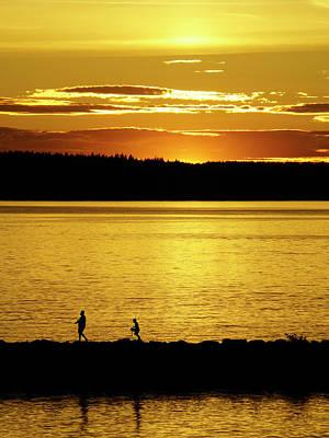 Photograph - Going Fishing by Inge Riis McDonald