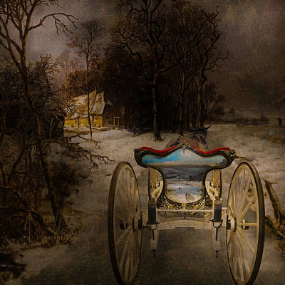 Going Home Art Print by Jeff Burgess