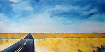 Painting - Going Home by Shiela Gosselin