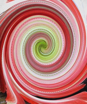 Digital Art - Going In Circles by Barbara McDevitt
