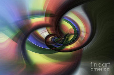 Photograph - Going Round And Round by Debra Fedchin