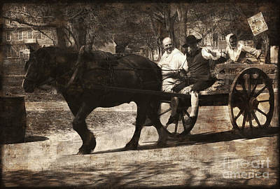 Photograph - Going To Market by Patricia Griffin Brett