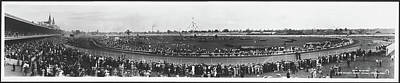 Photograph - Going To Post - 1934 Kentucky Derby by Library Of Congress