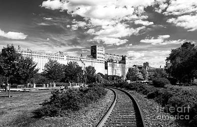 Photograph - Going To The Old Port Of Montreal by John Rizzuto