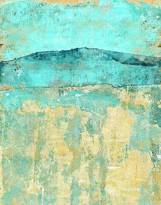 Mixed Media - Going Wherever It Leads by Carol Leigh