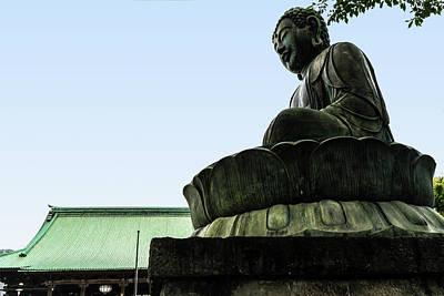 Photograph - Gokoku Ji by Steven Richman