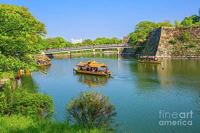 Photograph - Gokuraku Bridge Osaka by Benny Marty