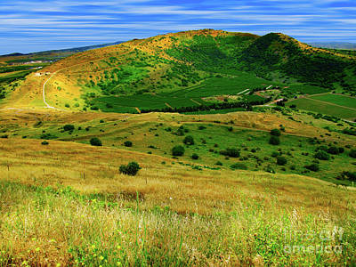 Photograph - Golan Heights Photo by Donna Munro