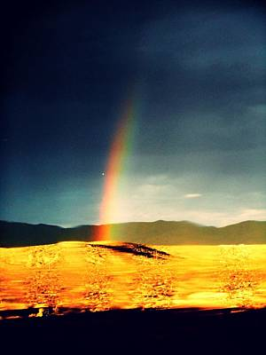 Photograph - Gold At The End Of The Rainbow by Dietmar Scherf