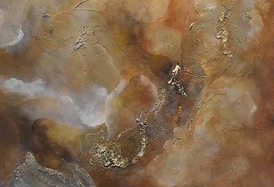 Painting - Gold Bliss by Tamara Bettencourt