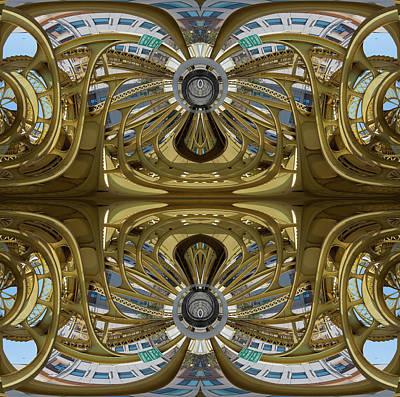Modern Man Music - Gold Bridge Twist_1 by Robert Carlsen