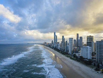 Photograph - Gold Coast by Evgeny Vasenev