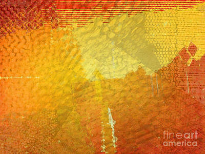 Digital Art - Gold by Cooky Goldblatt