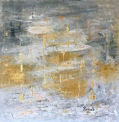 Painting - Gold Dust... by Renate Dartois