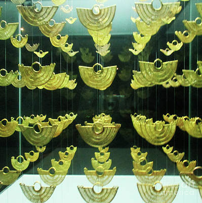 Photograph - Gold Museum Cartagena by Randall Weidner