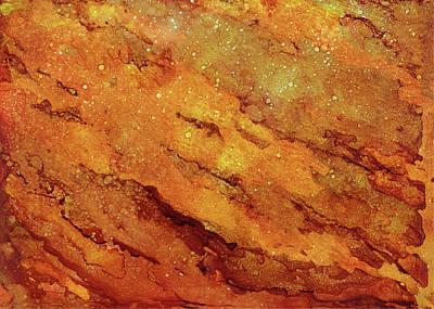 Painting - Gold Panning by Jennifer Allison