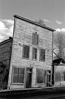 Photograph - Gold Rush Saloon - Dawson City by Juergen Weiss