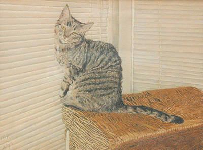 Goldberry Art Print by Miriam A Kilmer