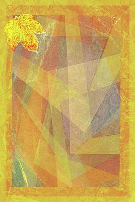Photograph - Golden Angles by Nareeta Martin
