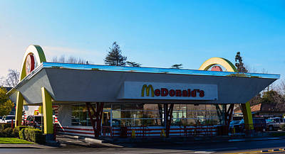 Photograph - Golden Arches by Tikvah's Hope