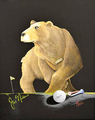 Golden Bear Metaphor Original