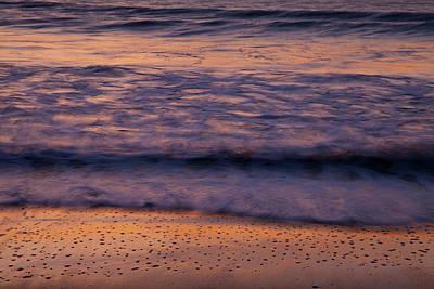Photograph - Golden Bubbles by Susan Cole Kelly