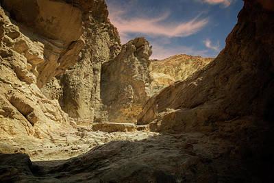 Photograph - Golden Canyon by Ricky Barnard