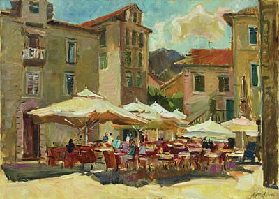 Painting - Golden Day by Juliya Zhukova
