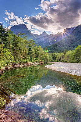 Photograph - Golden Ears Magic by Pierre Leclerc Photography